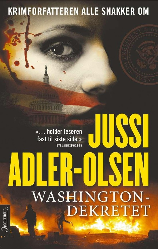 Washingtondekretet - Jussi Adler-Olsen