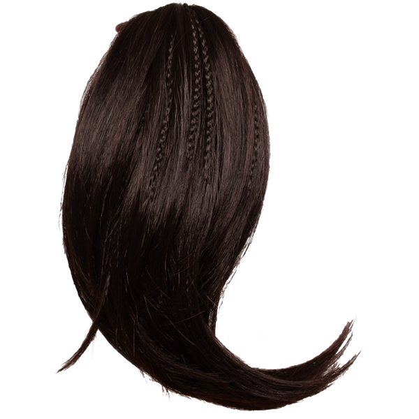 791905 Hairextensions Braided Half Ponytail - BaByliss