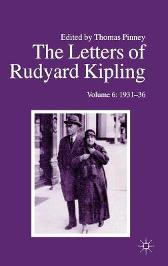 The Letters of Rudyard Kipling - T. Pinney