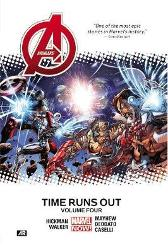 Avengers: Time Runs Out Vol. 4 - Jonathan Hickman Stefano Caselli Mike Mayhew