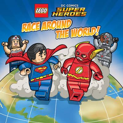 LEGO DC SUPER HEROES Race Around the World - Trey King