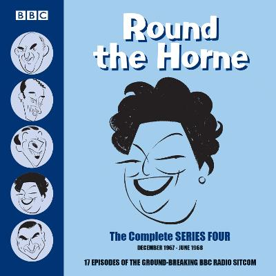 Round the Horne: Complete Series 4 - Barry Took
