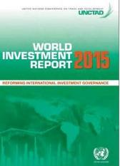 World investment report 2015 - United Nations Conference on Trade and Development