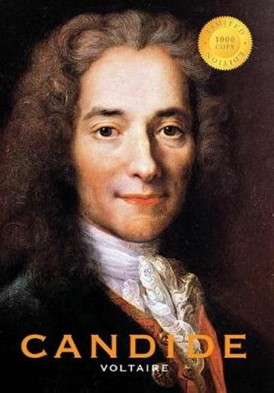 Candide (Annotated) (1000 Copy Limited Edition) - Voltaire