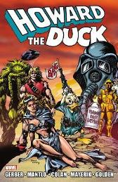 Howard The Duck: The Complete Collection Vol. 2 - Marv Wolfman Steve Gerber Mary Skrenes