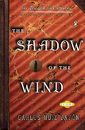 The Shadow Of The Wind - Carlos Ruiz Zafon Lucia Graves