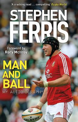Man and Ball - Stephen Ferris