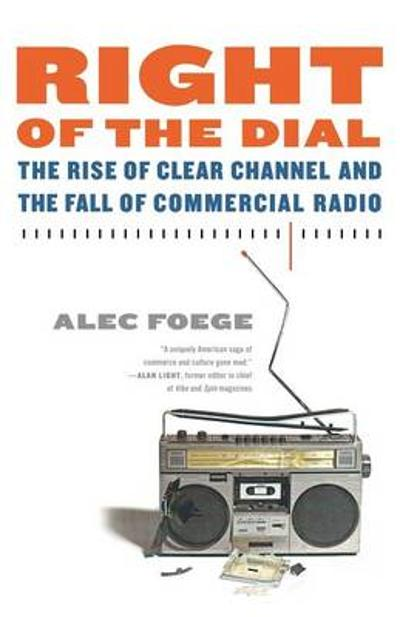 Right of the Dial - Alec Foege