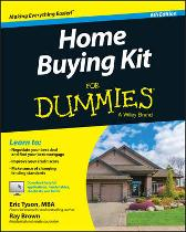 Home Buying Kit For Dummies - Eric Tyson Ray Brown