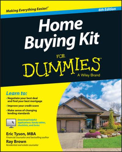 Home Buying Kit For Dummies - Eric Tyson