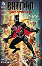 Batman Beyond Vol. 1 Beyond The Bat - Dan Jurgens