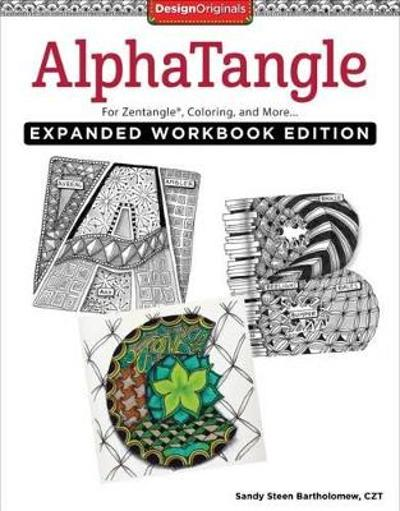 AlphaTangle, Exp Workbook Edn - Sandy