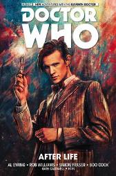 Doctor Who: The Eleventh Doctor - Al Ewing Rob Williams Simon  Fraser Boo  Cook Gary  Caldwell Hi-Fi
