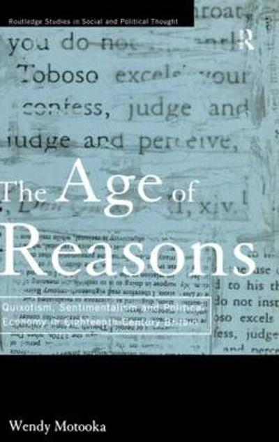 The Age of Reasons - Wendy Motooka
