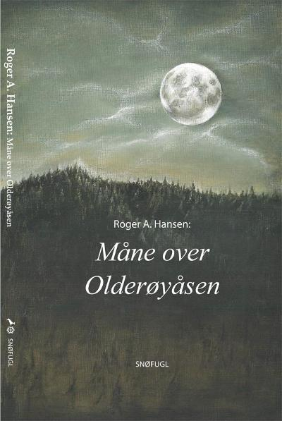Måne over Olderøyåsen - Roger Andreas Hansen
