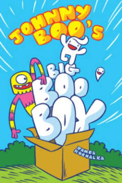 Johnny Boo's Big Boo Box - James Kochalka