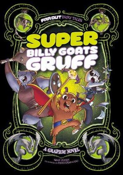 Super Billy Goats Gruff - Sean Tulien