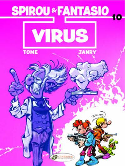 Spirou & Fantasio Vol.10: Virus - Tome