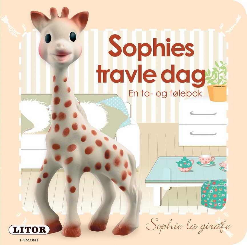 Sophies travle dag - Dawn Sirett