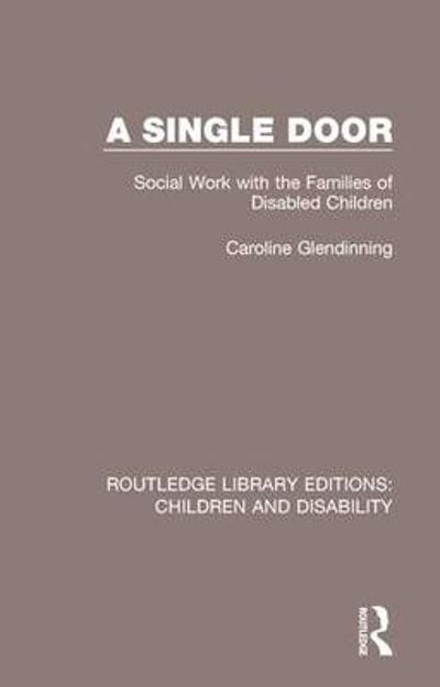 A Single Door - Caroline Glendinning
