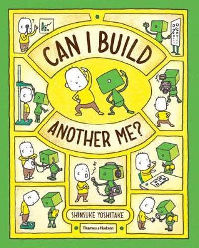 Can I Build Another Me? - Shinsuke Yoshitake