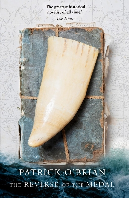 The reverse of the medal - Patrick O'Brian