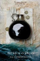 The commodore - Patrick O'Brian
