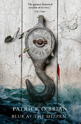 Blue at the mizzen - Patrick O'Brian