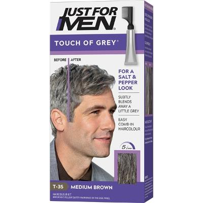 Touch Of Grey - Hair Color - Just For Men