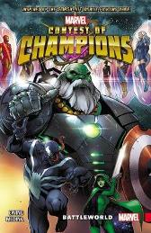 Contest Of Champions Vol. 1: Battleworld - Al Ewing Paco Medina