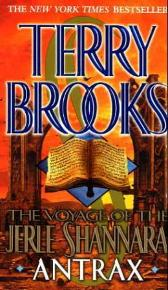 The voyage of the Jerle Shannara - Terry Brooks