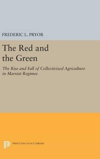 The Red and the Green - Frederic L. Pryor