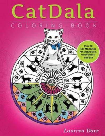 Catdala Coloring Book - Laurren Darr