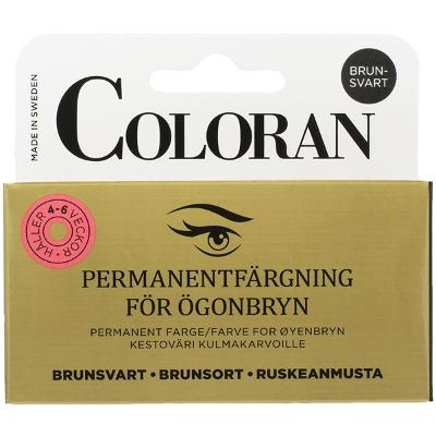 Permanent Eyebrow Color - Coloran