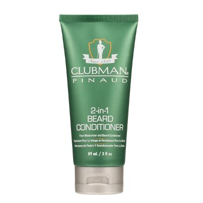 2 in 1 Beard Conditioner & Face Moisturizer - Clubman