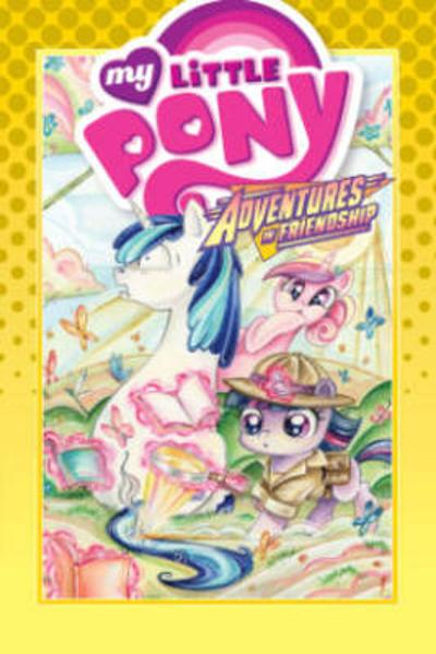 My Little Pony Adventures In Friendship Volume 5 - Jeremy Whitley