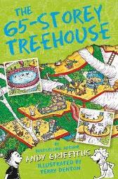 The 65-storey treehouse - Andy Griffiths Terry Denton