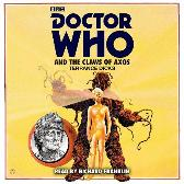 Doctor Who and the Claws of Axos - Terrance Dicks Richard Franklin