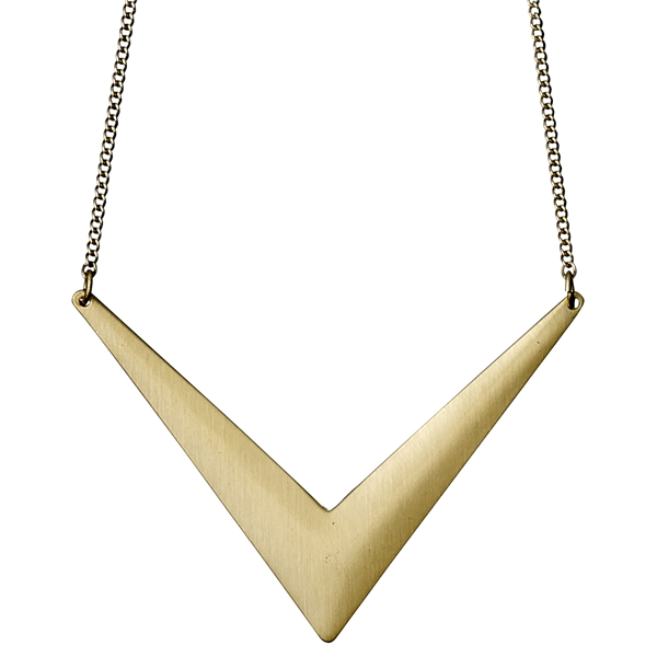 Destiny Necklace Gold Plated - Pilgrim