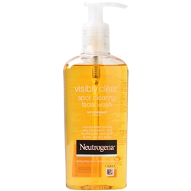 Visibly Clear Spot Clearing Facial Wash - Neutrogena