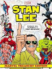 Stan Lee: Marvel Treasury Edition Slipcase - Stan Lee Barry Windsor-Smith Larry Lieber