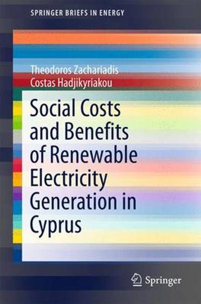 Social Costs and Benefits of Renewable Electricity Generation in Cyprus - Theodoros Zachariadis