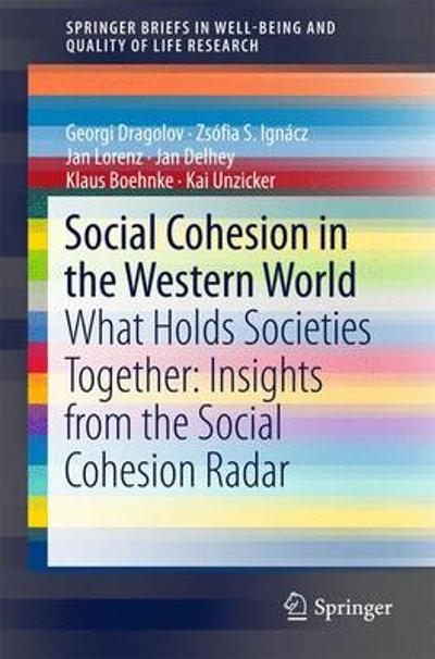 Social Cohesion in the Western World - Georgi Dragolov