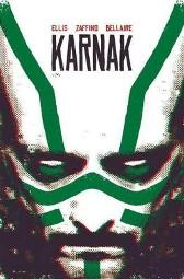 Karnak: The Flaw In All Things - Warren Ellis Gerardo Zaffino