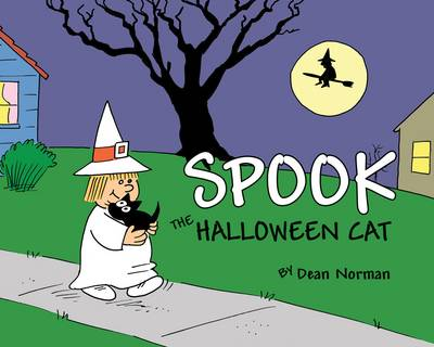 Spook the Halloween Cat - Dean Norman