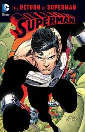 Superman The Return Of Superman - Dan Jurgens