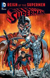 Superman Reign Of The Supermen - Dan Jurgens