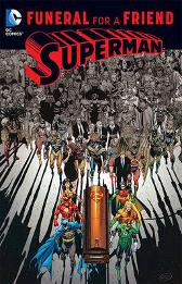 Superman Funeral For A Friend - Dan Jurgens