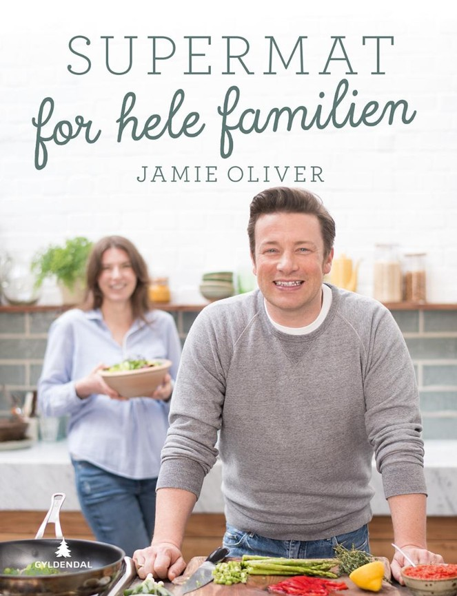 Supermat for hele familien - Jamie Oliver