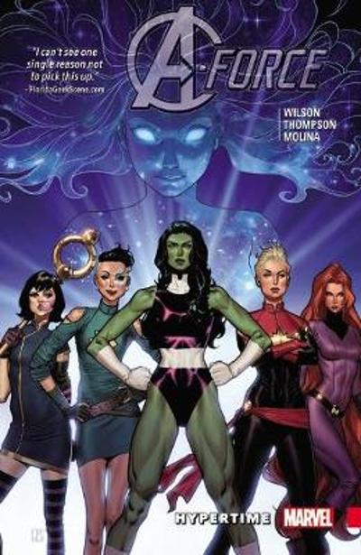 A-force Vol. 1: Hypertime - G. Wilson Willow